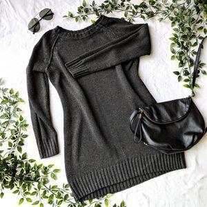 H&M Tunic Sweater Dress